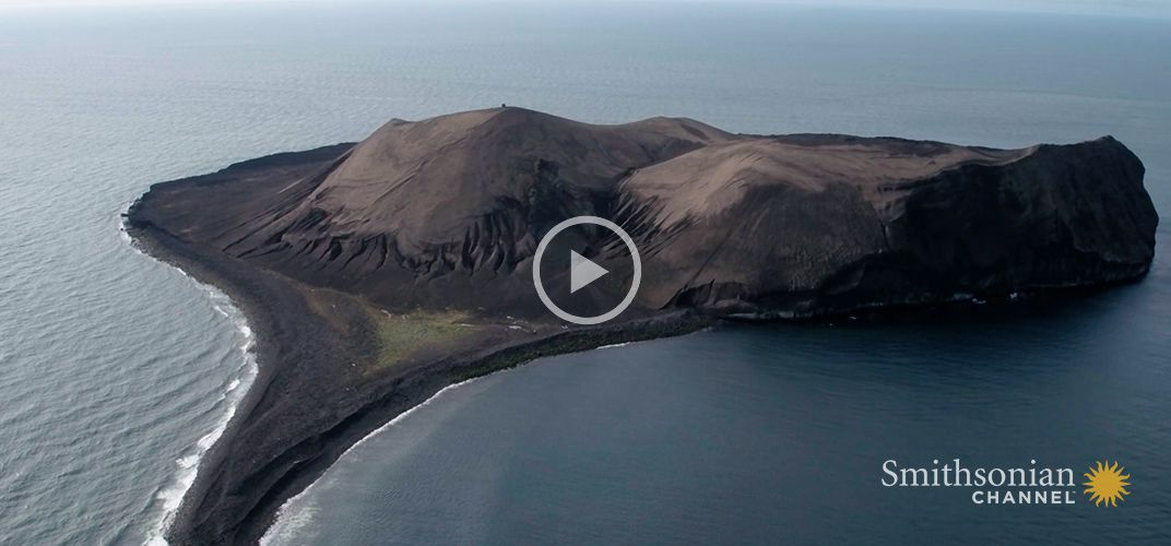 Caption: This Icelandic Volcano Recreates Early Conditions on Earth