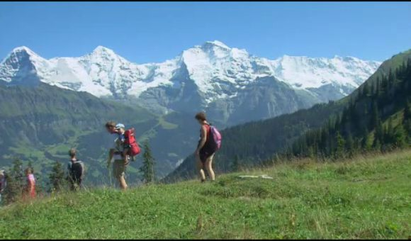 Preview thumbnail for video'The Best of the Alps: Switzerland's Jungfrau Region - Rick Steves' Europe