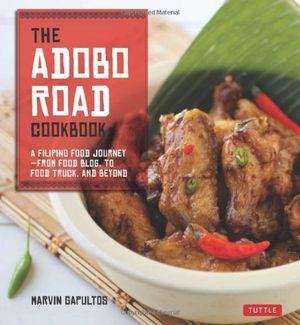 Preview thumbnail for video 'The Adobo Road Cookbook