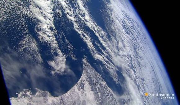 Preview thumbnail for video'Astronauts Discuss Looking at Earth from Above