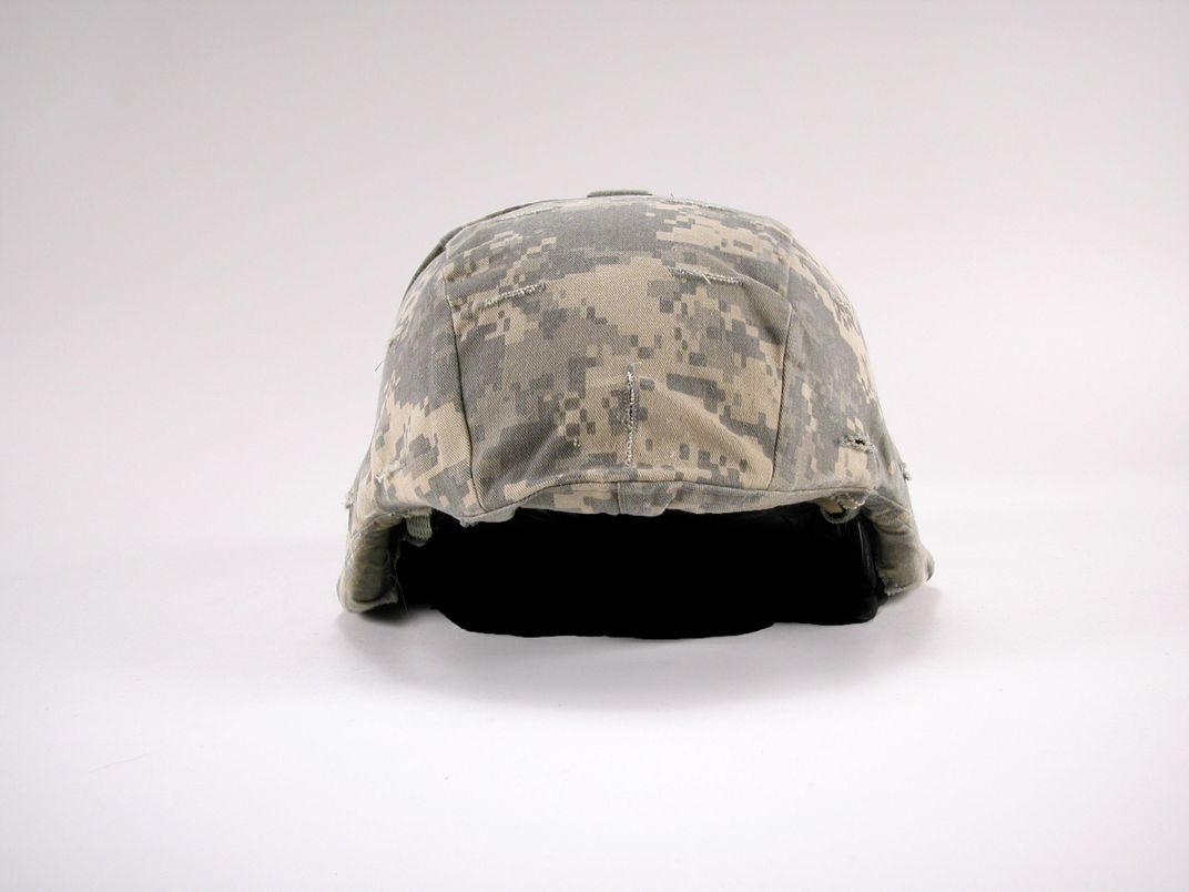 How the Military Helmet Evolved From a Hazard to a Bullet