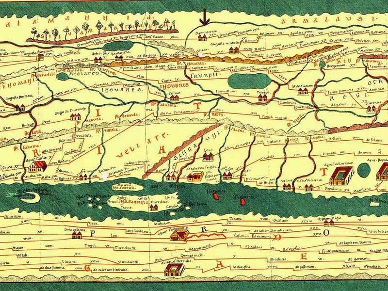 Where To See Some Of The World S Oldest And Most Interesting Maps