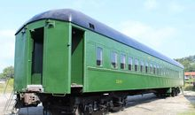 This Segregated Railway Car Offers a Visceral Reminder of the Jim Crow Era