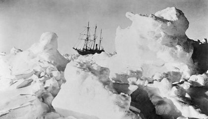 Relatives of Shackleton's Chief Scientist Want to Finish What He Started