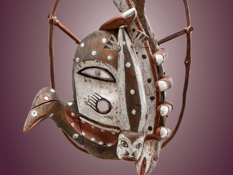 Native American art will now be part of the Met's American Wing