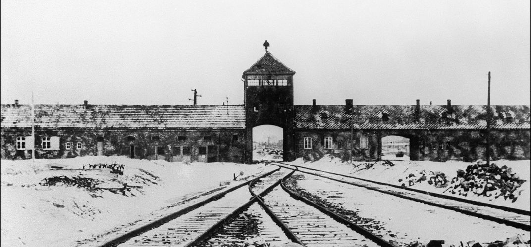 Caption: What Happened After the Liberation of Auschwitz