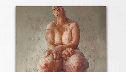 Jenny Saville Takes Title of Most Expensive Living Female Artist