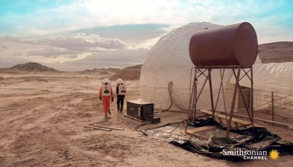 Preview thumbnail for video'Inside Look at the Mars Simulation Project in Utah
