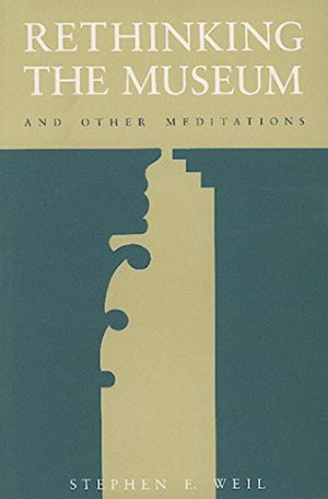 Rethinking the Museum and Other Meditations photo