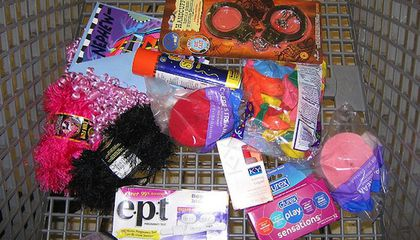 Science Confirms: People Making Embarrassing Purchases Add Other Items to Their Cart