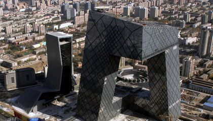 These Are 10 of China's Strangest Buildings