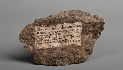 The True Story Behind Plymouth Rock