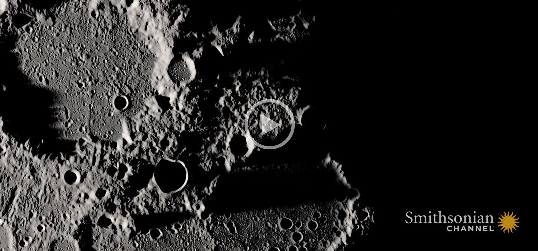 Caption: A Moon Sample Reveals a Surprising Link to Earth