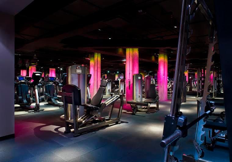 Seven of the most innovative gyms in world