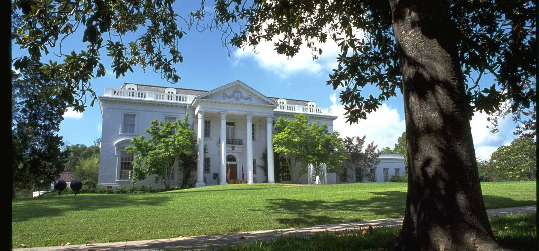 Old Governor's Mansion in Baton Rouge