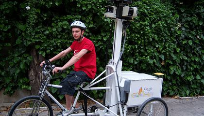 National Mall, a Finalist for a Google Trike Visit