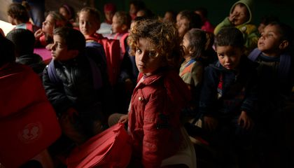 These Photos of Syria's Children Put a Face on the Humanitarian Crisis in the Middle East