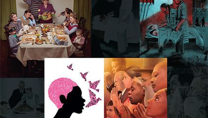 "A 21st-Century Reimagining of Norman Rockwell's ""Four Freedoms"""