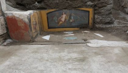 Recently Uncovered Thermopolium Reminds Us That Romans Loved Fast Food as Much as We Do