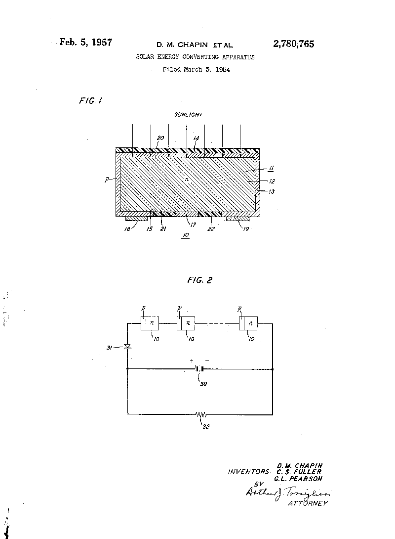 silicon solar cell patent.png