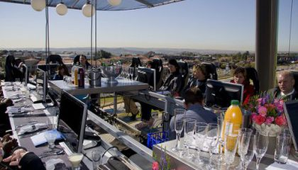 Would You Eat Dinner 170 Feet in the Air?