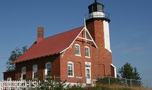 The Eagle Harbor Lighthouse Complex and Museum