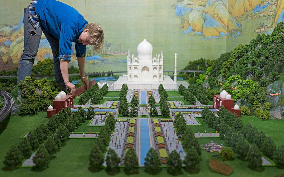 World's Largest Display of Miniatures Comes to NYC | Travel