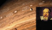Galileo and Jupiter moons