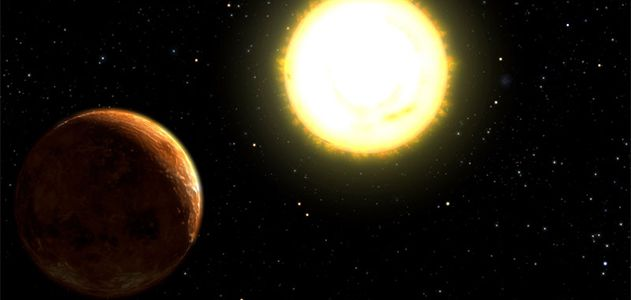 Super-Earth exoplanets
