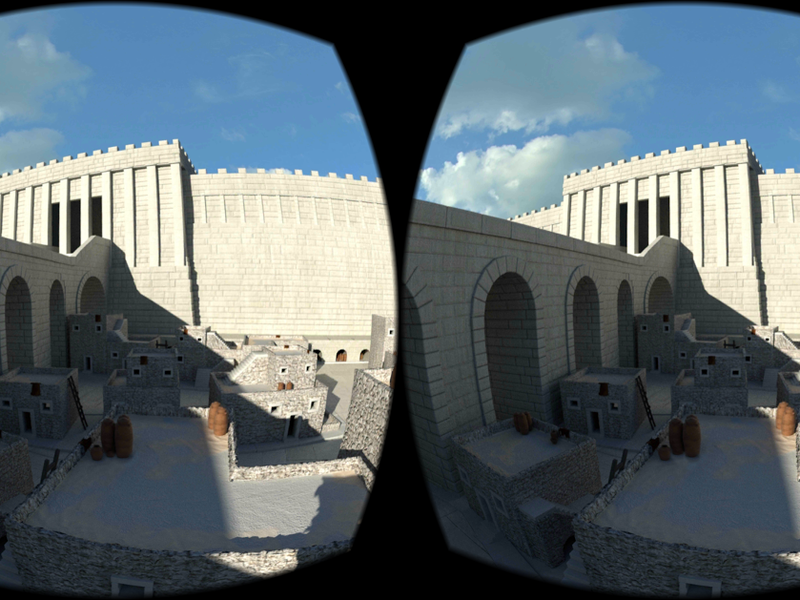ef17f65a457b Lithodomos VR creates immersive virtual recreations of iconic ruins.  (Lithodomos)