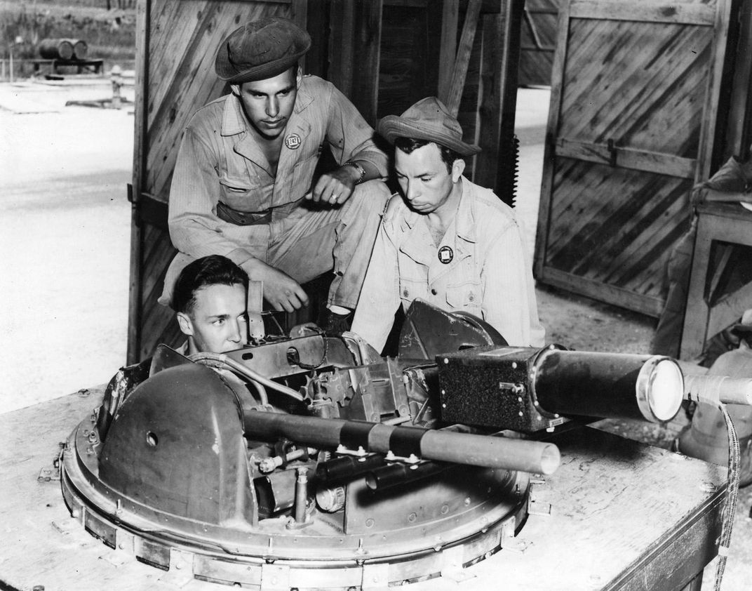 modernism and ball turret gunner Crazy military tactic: ball turret gunners, b17, b24 defenders - military documentary film ball turret gunner: in battle, certain goals require the most  c.