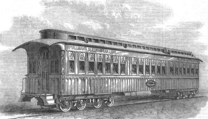 Traveling in Style and Comfort: The Pullman Sleeping Car