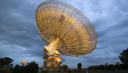 Astronomers Discover Mysterious Radio Signal From Proxima Centauri