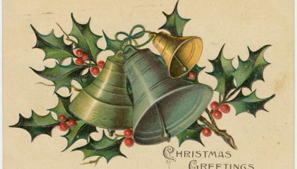 Researchers Found a Long-Lost Christmas Song