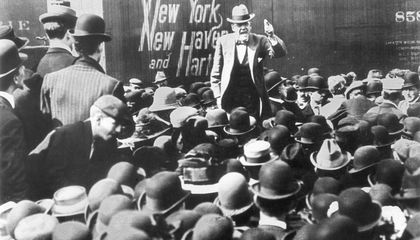 When America's Most Prominent Socialist Was Jailed for Speaking Out Against World War I