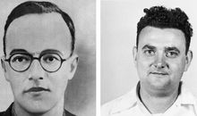 Klaus Fuchs and David Greengrass