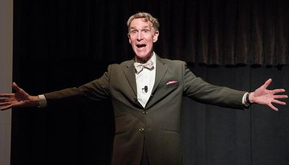 Bill Nye on the Risks of Not Debating With Creationists