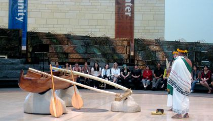 National Museum of the American Indian Celebrates Five Years