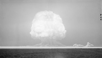 Trinity Site Offers a Rare Chance to Visit Ground Zero of the World's First Atomic Bomb Explosion