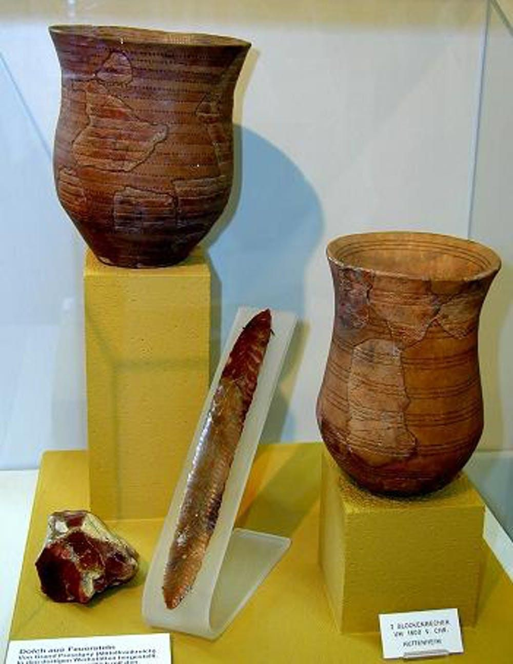 Bell Beaker Artifacts