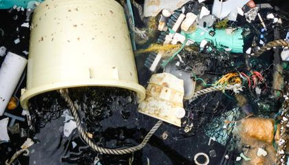 The Great Pacific Garbage Patch Is Much Larger and Chunkier Than We Thought