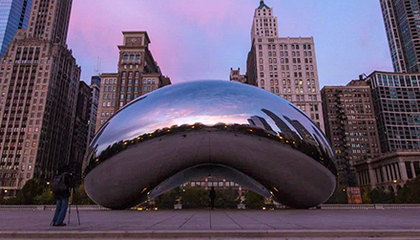 Editor's Pick: Amazing Chicago Timelapse