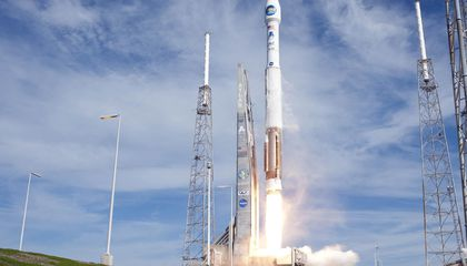 Watch an Atlas Rocket Launch in Live 360