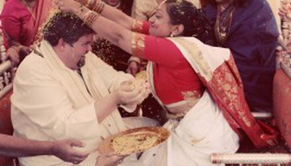 Food Rituals in Hindu Weddings