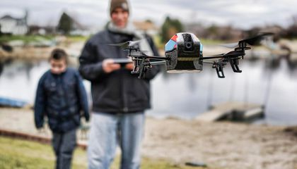 Should Localities Decide on Drone Policy? Not Everyone Thinks So