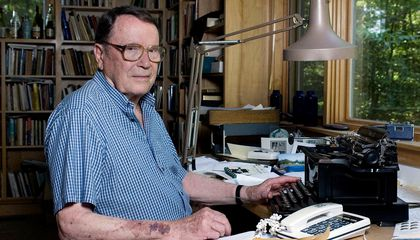 Richard Wilbur, Esteemed Poet and Two-Time Pulitzer Winner, Dies at 96
