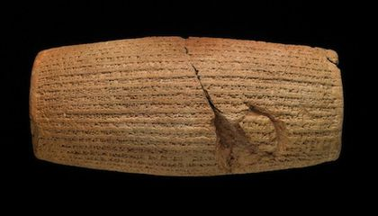 Events April 23-25: Cyrus Cylinder, Collage Art and a Craft Show