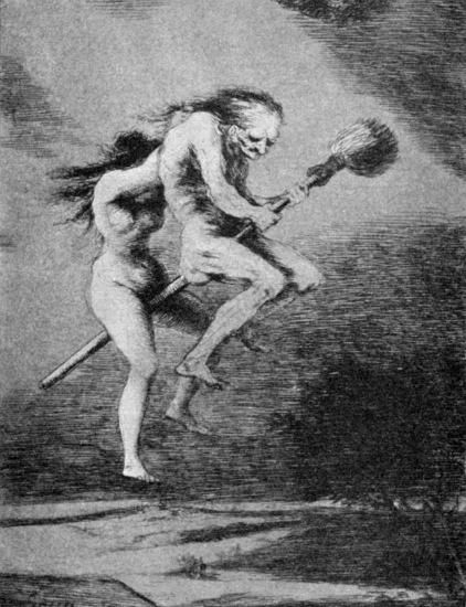 Francisco Goya's paintings