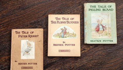 How Beatrix Potter Invented Character Merchandising