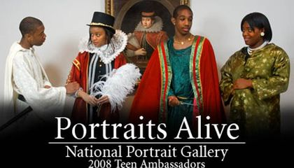 Weekend Events: Portraits Alive, Keith Secola Concert and a Book Signing with Fergus Bordewich